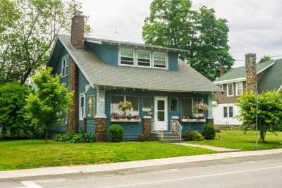 Warrensburg Single Family Home For Sale: 14 Library