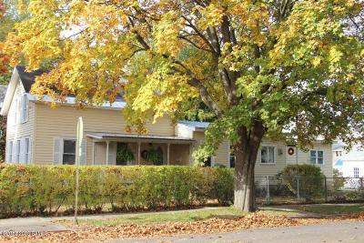 Glens Falls NY Single Family Home For Sale: $197,500