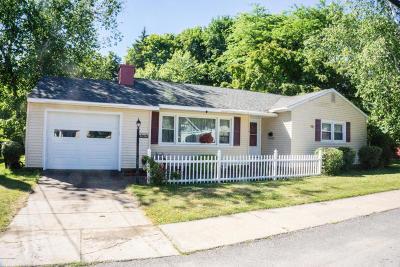 Warrensburg Single Family Home Contingent Contract: 6 Stewart Farrar Avenue