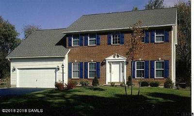 Moreau Single Family Home For Sale: 4 Kadnorida Drive