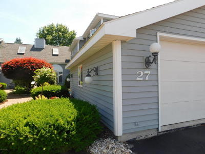 Queensbury Single Family Home For Sale: 27 Marcy Lane