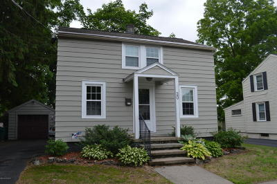 Glens Falls Single Family Home For Sale: 20 Uncas Street
