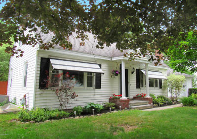Moreau Single Family Home Contingent Contract: 11 East Road