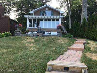 Lake George NY Single Family Home For Sale: $645,000