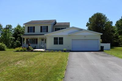 Moreau Single Family Home Contingent Contract: 6 Violet Avenue