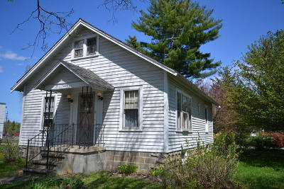 Glens Falls Single Family Home For Sale: 225 Bay Street