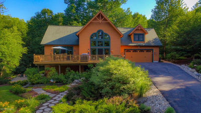 Lake George NY Single Family Home For Sale: $599,900