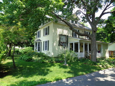 Hudson Falls Vlg Single Family Home For Sale: 34 Boulevard