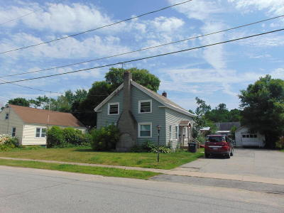 South Glens Falls Vlg Multi Family Home For Sale: 7 Catherine Street