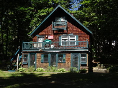 Lake George NY Single Family Home Contingent Contract: $299,000