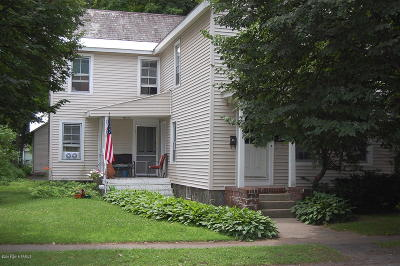 Glens Falls Multi Family Home For Sale: 11 William Street