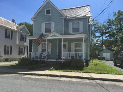 Glens Falls NY Single Family Home Contingent Contract: $114,900