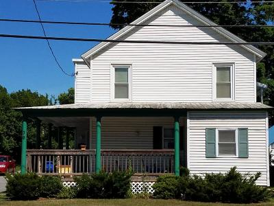 South Glens Falls Vlg Multi Family Home For Sale: 39 Saratoga Avenue