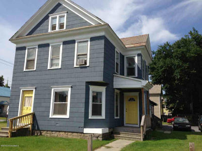 Fort Edward Multi Family Home Contingent Contract: 445 Lower Main Street