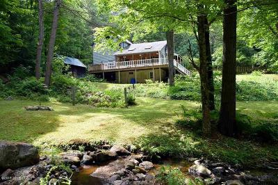 Lake Luzerne Single Family Home Contingent Contract: 277 Howe Road