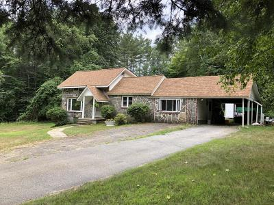 Single Family Home For Sale: 151 Split Rock Road