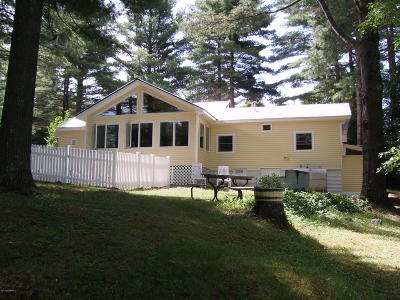 Chestertown Single Family Home For Sale: 13 Schroon River Forest