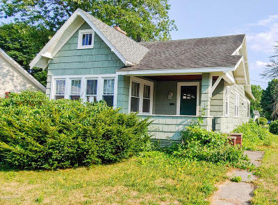 Hudson Falls Vlg NY Single Family Home For Sale: $135,000