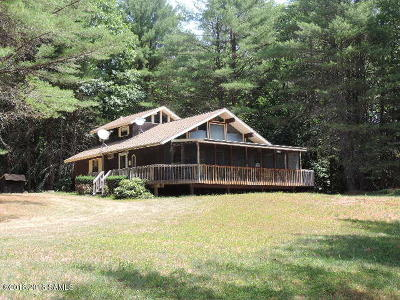 Schroon Single Family Home For Sale: 103 Fraternaland Road