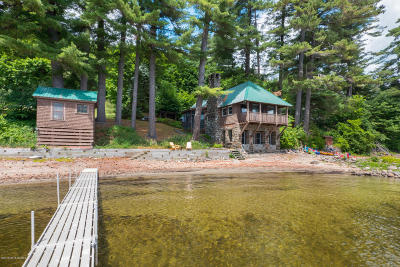 Schroon Single Family Home Contingent Contract: 5 Alburnorm Way