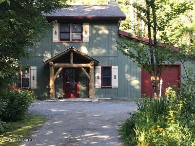 Chestertown Single Family Home Contingent Contract: 1382 Friends Lake Road