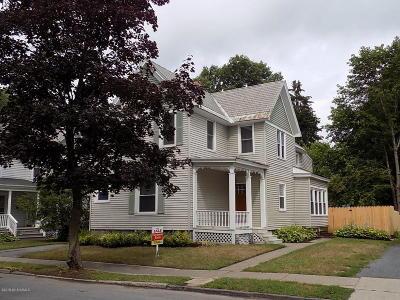 Glens Falls Single Family Home For Sale: 31 Harrison Avenue