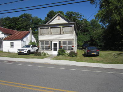 Lake Luzerne Single Family Home For Sale: 86 Bay Road