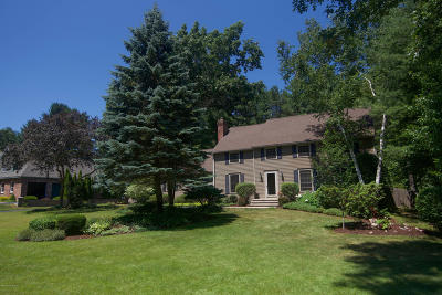 Queensbury Single Family Home For Sale: 100 Revere Road