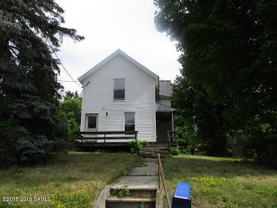 Essex County Single Family Home For Sale: 10 Wayne Avenue