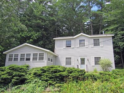Lake George Single Family Home Contingent Contract: 19 Cramer Ridge Road