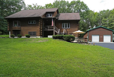Lake George Single Family Home For Sale: 217 Konci Terrace