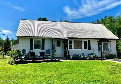 Schroon Single Family Home For Sale: 60 Cedar Hill Drive