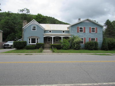 Warrensburg Single Family Home Contingent Contract: 43 King Street