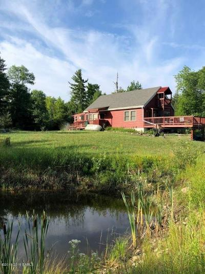 Schroon Single Family Home For Sale: 512 Charley Hill Road