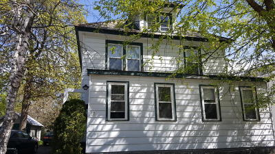 South Glens Falls Vlg NY Multi Family Home For Sale: $157,000