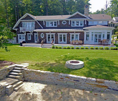 Lake George NY Single Family Home For Sale: $2,495,000