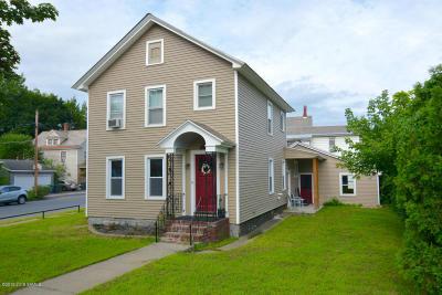 Glens Falls Single Family Home For Sale: 224 Ridge Street