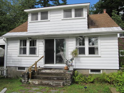 Lake George Single Family Home Contingent Contract: 24 Nacy Road