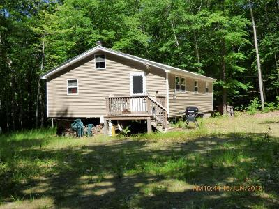 Hartford Single Family Home For Sale: 70 Camp A Way