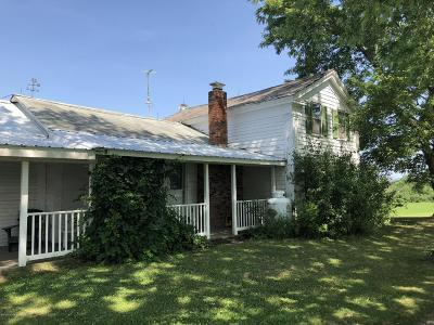 Fort Edward Single Family Home For Sale: 2521 County Route 46