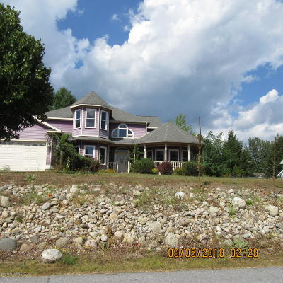 Warrensburg NY Single Family Home For Sale: $289,900