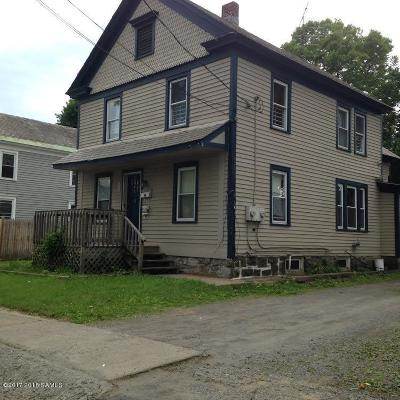 Hudson Falls Vlg Multi Family Home For Sale: 9 School Street #2