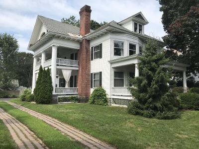 Glens Falls Multi Family Home For Sale: 492 Glen Street