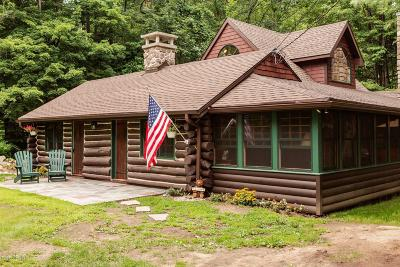 Lake George NY Single Family Home For Sale: $789,000
