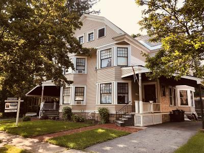 Glens Falls Multi Family Home Contingent Contract: 8-10 Jefferson Street