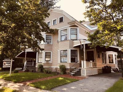 Glens Falls Multi Family Home For Sale: 8-10 Jefferson Street