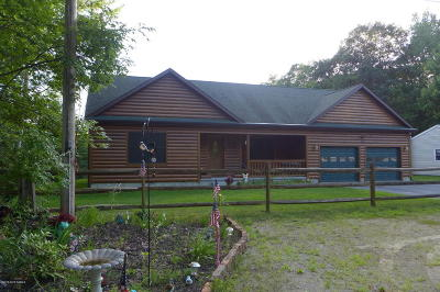 Lake Luzerne Single Family Home For Sale: 12 Milrose Lane