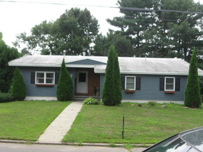 South Glens Falls Vlg NY Single Family Home For Sale: $209,900