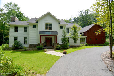 Single Family Home For Sale: 604 Coolidge Hill Road