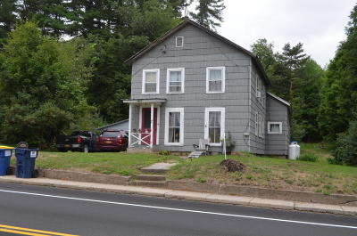 Johnsburg Single Family Home For Sale: 3473 State Route 8